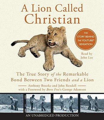 A Lion Called Christian Cover Image