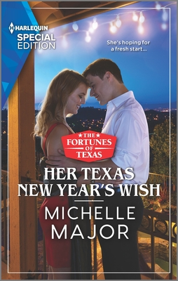 Cover for Her Texas New Year's Wish