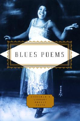Blues Poems Cover