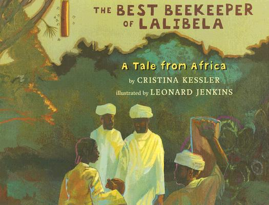 The Best Beekeeper of Lalibela Cover