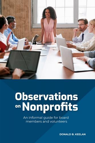 Observations on Nonprofits Cover Image