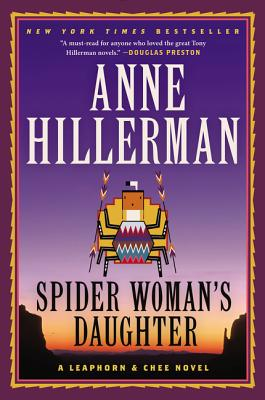 Spider Woman's Daughter: A Leaphorn & Chee Novel Cover Image