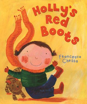 Holly's Red Boots Cover