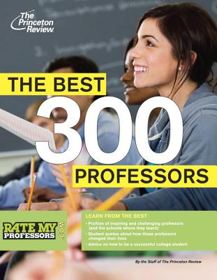 The Best 300 Professors Cover