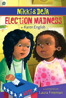 Election Madness Cover