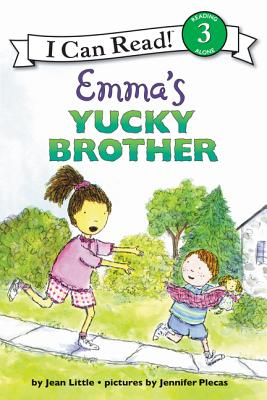 Cover for Emma's Yucky Brother (I Can Read Level 3)