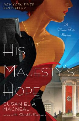 His Majesty's Hope (Maggie Hope Mysteries) Cover Image