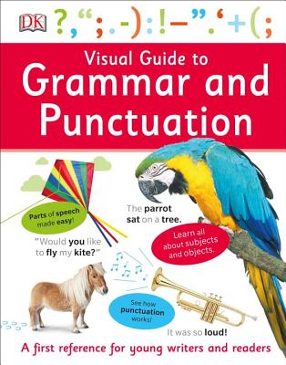Visual Guide to Grammar and Punctuation Cover Image