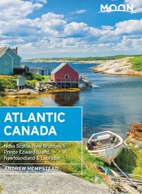 Cover for Moon Atlantic Canada
