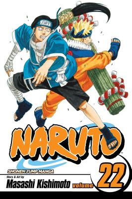 Naruto, Vol. 22 cover image
