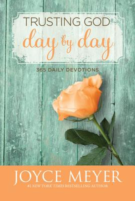 Trusting God Day by Day Cover