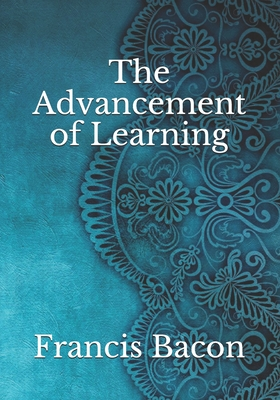 The Advancement of Learning Cover Image