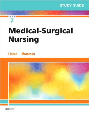 Study Guide for Medical-Surgical Nursing Cover Image