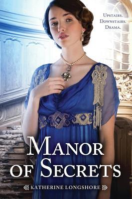 Manor of Secrets cover