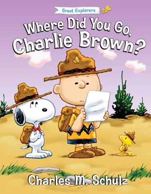 Where Did You Go, Charlie Brown? Cover