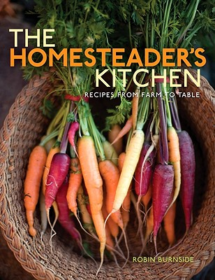 The Homesteader's Kitchen Cover