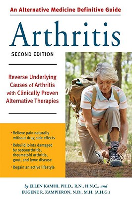 An Alternative Medicine Guide to Arthritis Cover