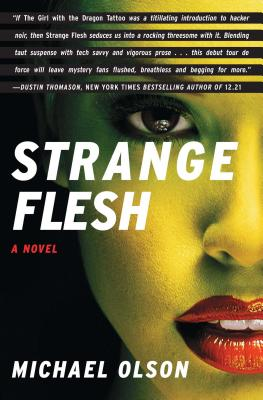 Strange Flesh Cover Image