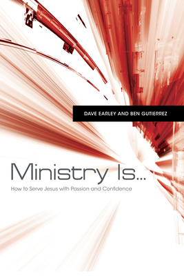 Ministry Is... Cover