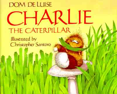 Cover for Charlie the Caterpillar