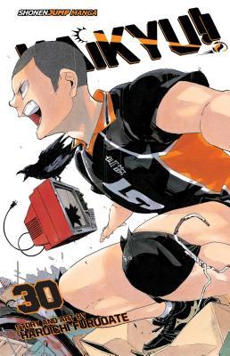 Haikyu!!, Vol. 30: Broken Heart Cover Image