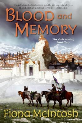Blood and Memory Cover