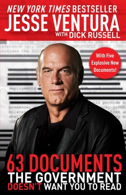 63 Documents the Government Doesn't Want You to Read Cover Image