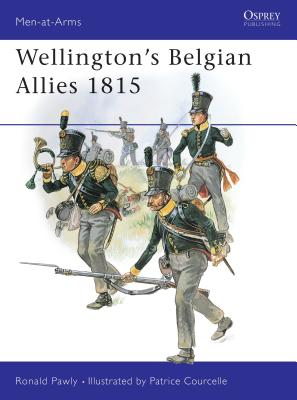 Wellington's Belgian Allies 1815 Cover