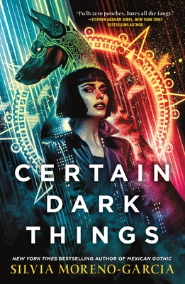 Certain Dark Things: A Novel Cover Image