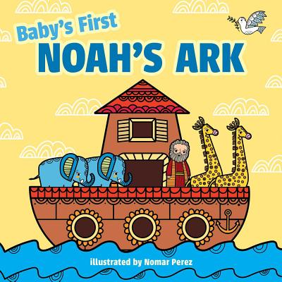 Baby's First Noah's Ark Cover Image