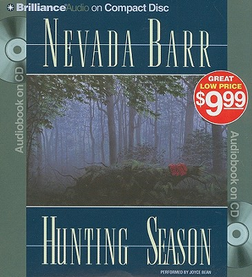 Hunting Season (Anna Pigeon Mysteries #10) Cover Image