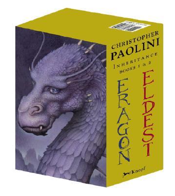 Eragon/Eldest Boxed Set Cover Image