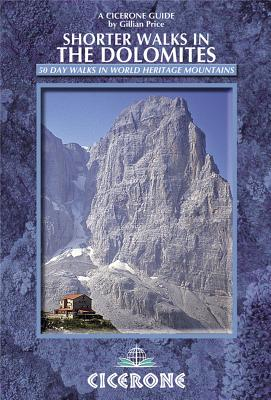 Shorter Walks in the Dolomites Cover