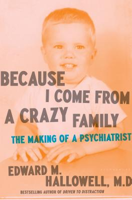 cover for Because I Come from a Crazy Family