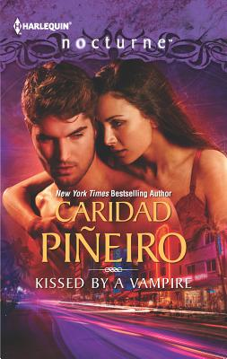 Kissed by a Vampire Cover