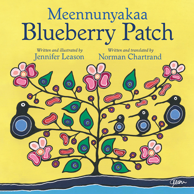 Cover for Meennunyakaa / Blueberry Patch