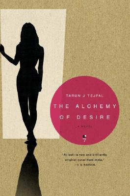 The Alchemy of Desire: A Novel Cover Image