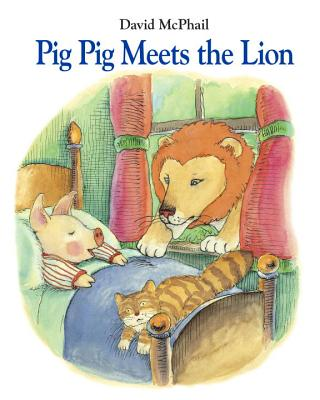 Pig Pig Meets the Lion Cover