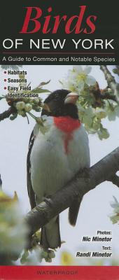 Birds of New York: A Guide to Common & Notable Species Cover Image