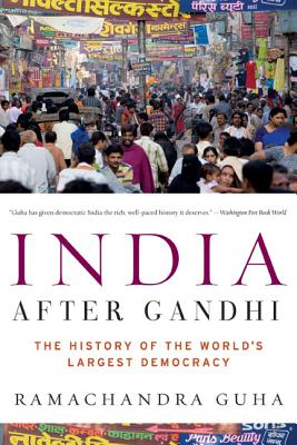 India After Gandhi: The History of the World's Largest Democracy Cover Image