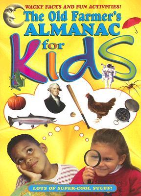The Old Farmer's Almanac for Kids Cover