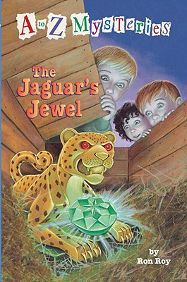 The Jaguar's Jewel Cover