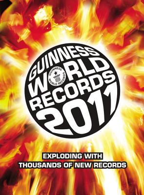 Guinness World Records 2011 Cover