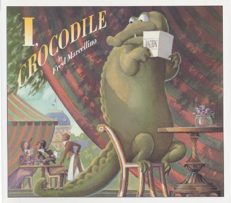 I, Crocodile Cover Image