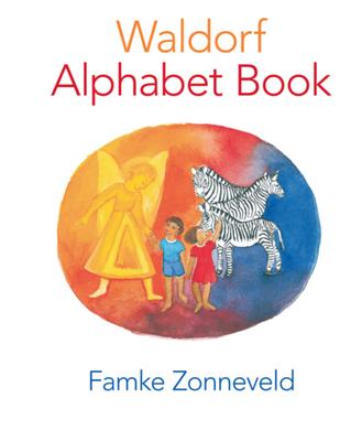 Waldorf Alphabet Book Cover Image