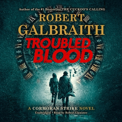 Troubled Blood Lib/E Cover Image