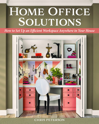 Home Office Solutions: How to Set Up an Efficient Workspace Anywhere in Your House Cover Image