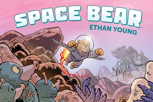 Space Bear Cover Image