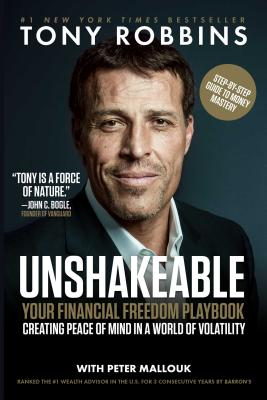 Unshakeable: Your Financial Freedom Playbook Cover Image