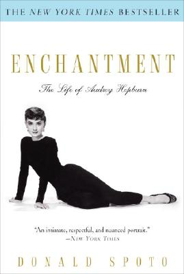 Enchantment: The Life of Audrey Hepburn Cover Image